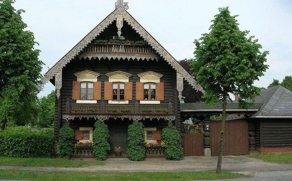 выглядит деревня в России