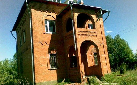 Продается дом в Подмосковье