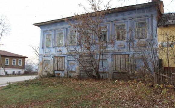 россия деревня