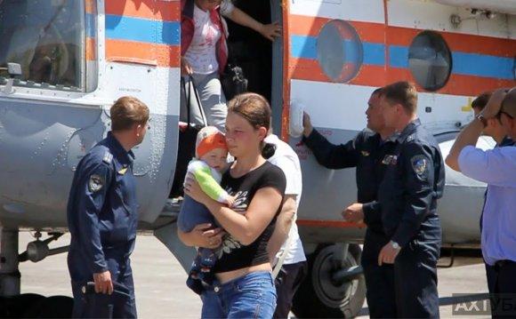 Беженцы в шоке от РФ: У вас