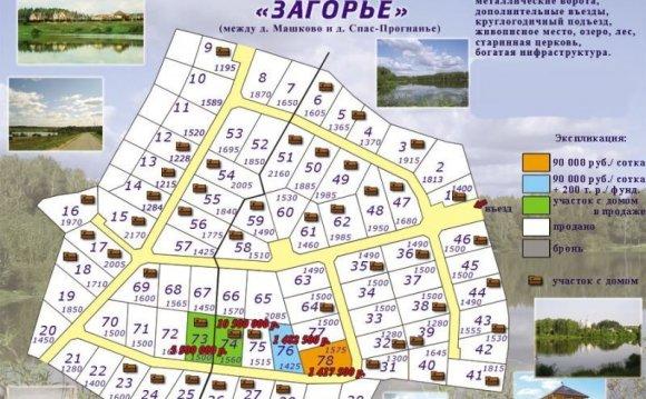 Расположение россия. калужская
