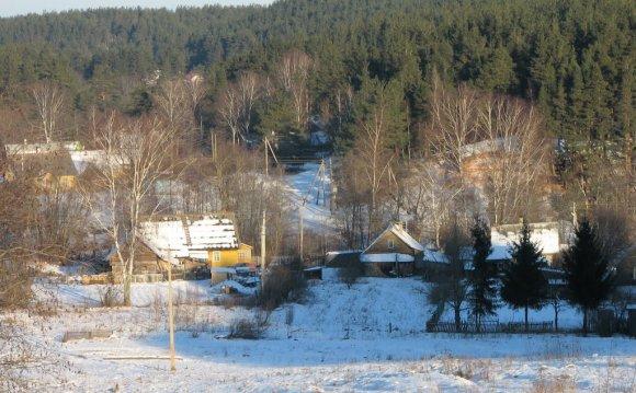 Деревня Малая Пачковка. 2