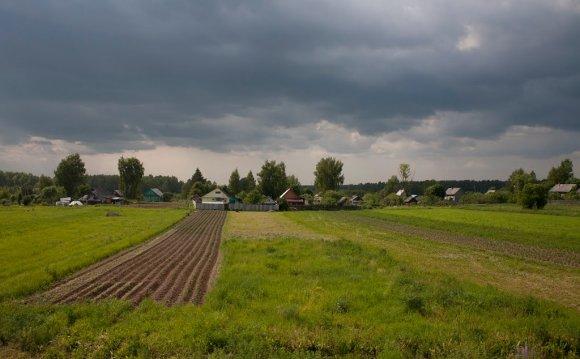 Деревня Речки
