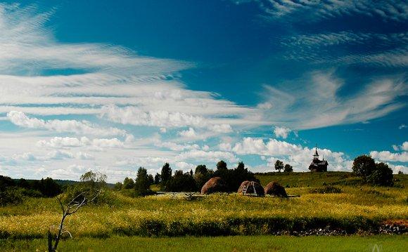 Фотографии деревень России