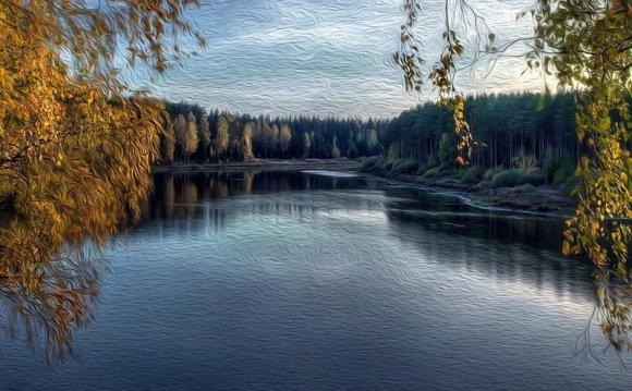 фото пейзажи деревень россии 5