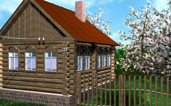 Как оформить дом в деревне в