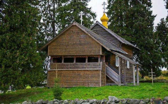 красивых деревень России