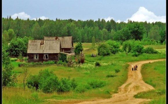 Ностальгия по деревне