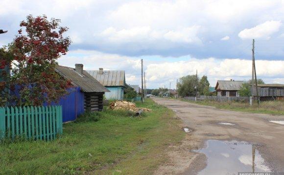 и российских деревень