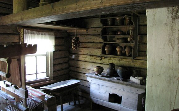 Дом крестьянина Тарасова из