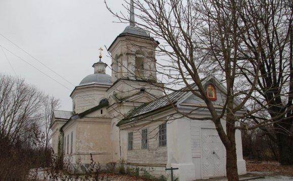 бежаницкой деревне Дворцы