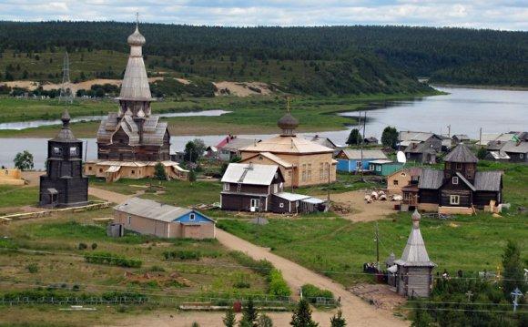 Село Варзуга