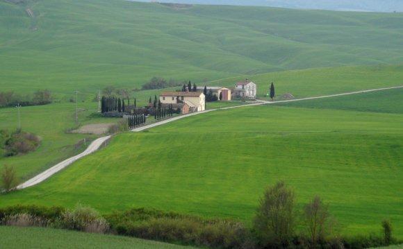 Южная Тоскана. В поисках