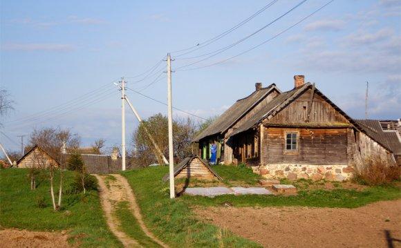 интересных деревень