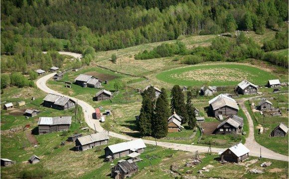 «Самая красивая деревня
