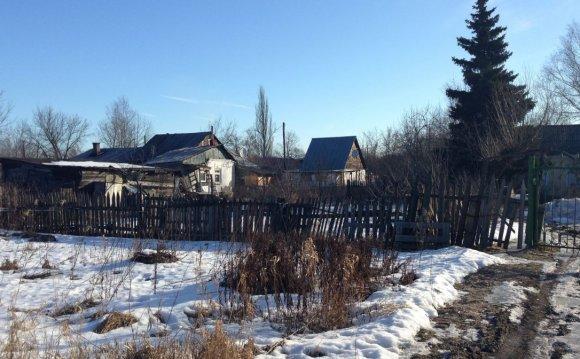 Деревня Южное Бутово. «