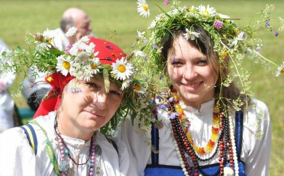 Вся Россия Фольклорный Фестиваль Калмыкия